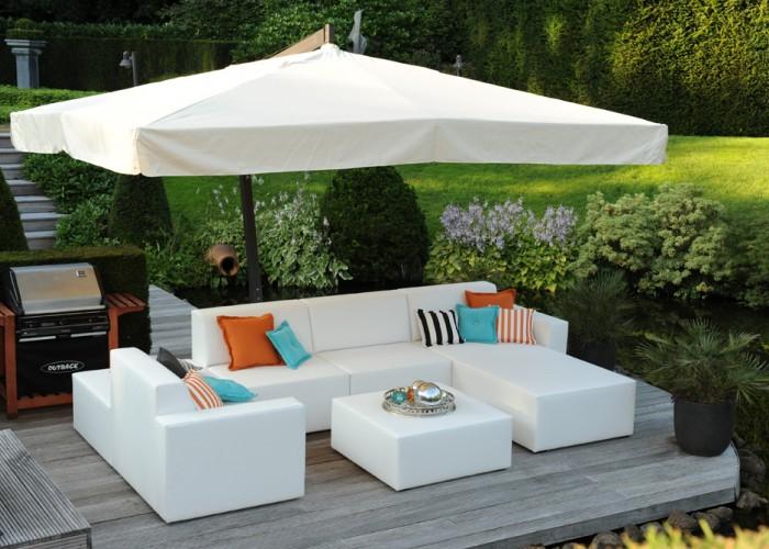 Lounge tuinbank