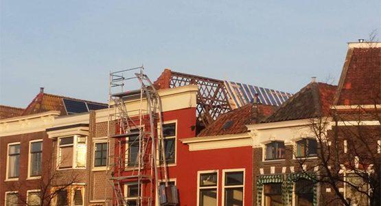 Nieuwe dakbedekking in Alphen aan den Rijn
