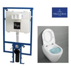Compleet toilet