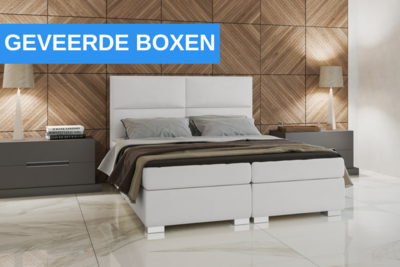 boxspring bed